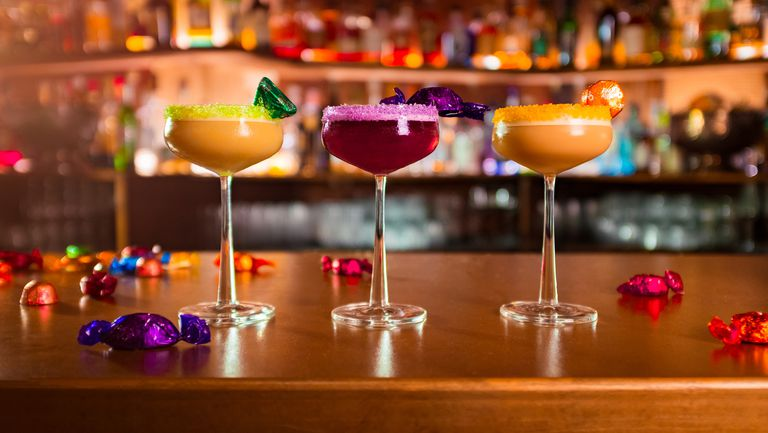 You Can Get Quality Street Cocktails In London This Weekend