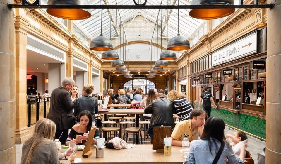 This Is Where To Eat, Drink And Be Merry In Fulham This Winter