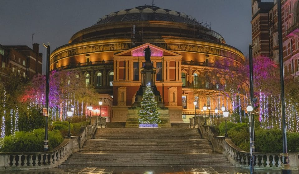 The Royal Albert Hall Is Planning A Season Of Brilliant Christmas Concerts