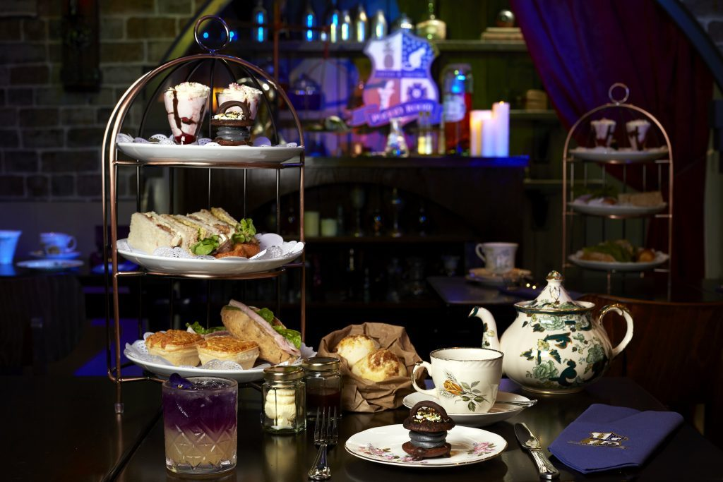 London's Magical Afternoon Tea Is Perfect For Harry Potter Fans • The Potion Room