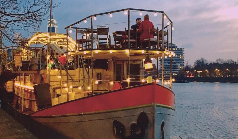 This Valentine's Boat Party Is The Best Way To Impress Your Date