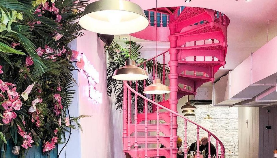 Everyone's Favourite Hot Pink Vegan Restaurant Is Opening A Second Venue