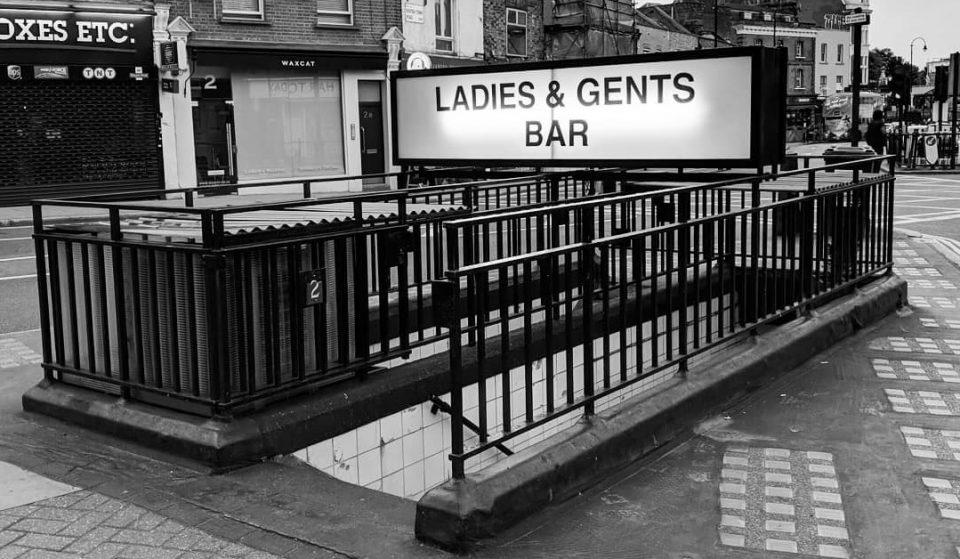 The Cosy Cocktail Bar Hidden Inside A Former Victorian Toilet • Ladies & Gentlemen
