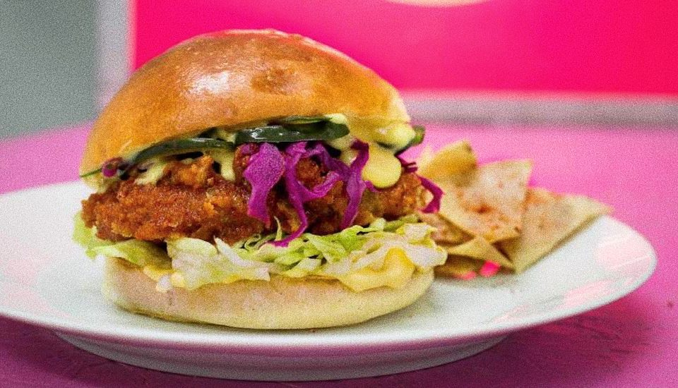 Club Mexicana Are Opening A Vegan Burger Bar In East London