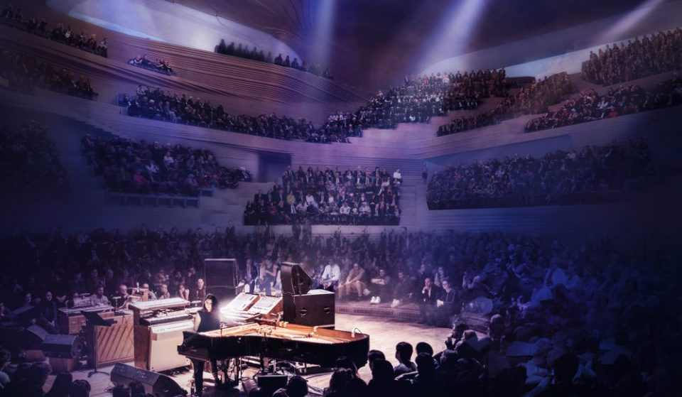 London Is Getting A Striking New Concert Hall, And Here's Your First Look