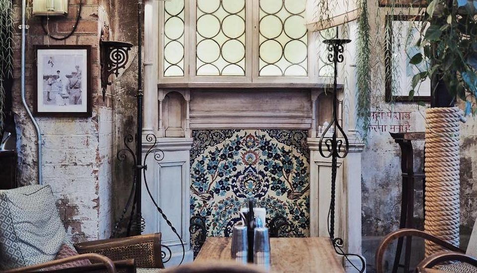 The Seriously Dishy Indian Restaurant That's Arguably London's Best • Dishoom