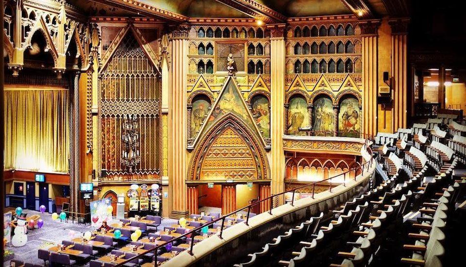 The Beautiful Bingo Hall Disguised As A Russian Orthodox Church • Buzz Bingo Tooting