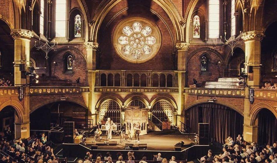 North London's Architectural Jewel Doubles As A Mesmerising Music Venue • Union Chapel