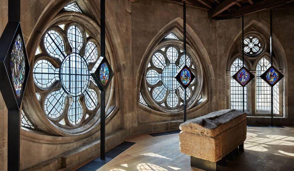 Inside Westminster Abbey's Hidden Gallery • The Queen's Diamond Jubilee Galleries