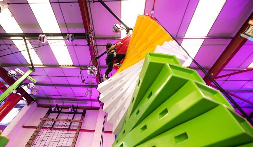 Scale New Heights At This Fun Climbing Arena In South-West London • Clip 'n' Climb