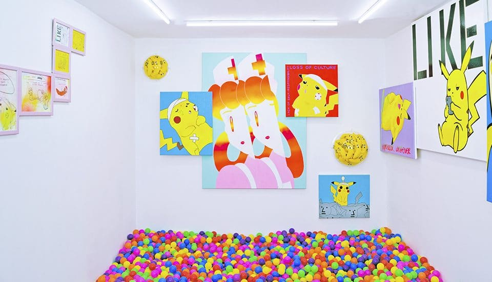 This Ironically Instagrammable Ball Pit Will Make You Question Your Use Of Social Media