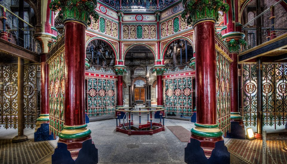This South East London Sewage Station Is Surprisingly Beautiful •Crossness Pumping Station