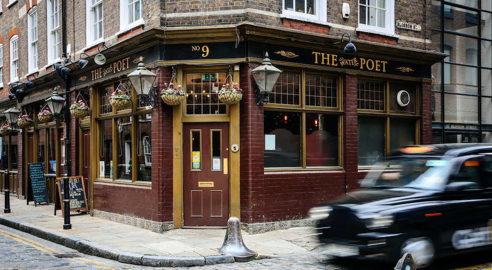 Shoreditch's Favourite Pub, The Water Poet, Is Closing Down Next Month