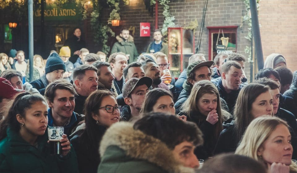 Come Down To The Guinness Six Nations Fan Zone To Watch The Rugby In Style