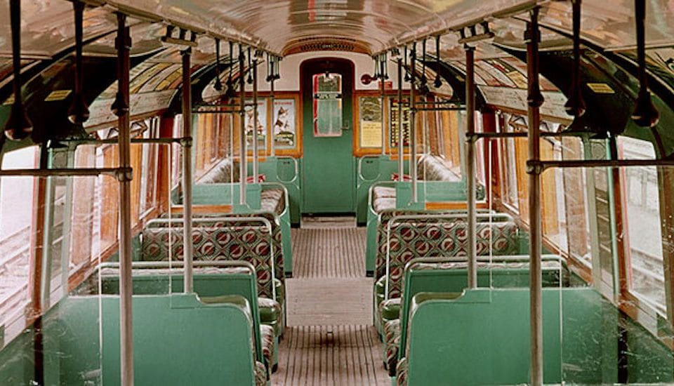 You Can Ride A 1930s Tube Train Through London This April