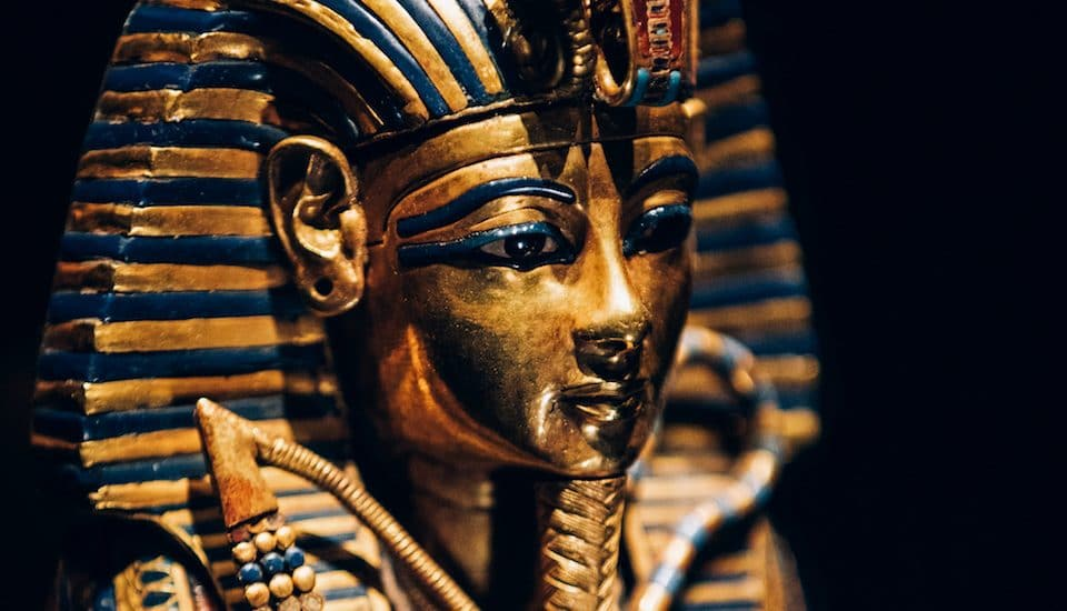 The Last Ever Tour Of Tutankhamun's Treasures Is Currently In London