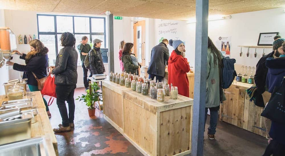 There's A New Plastic-Free, Zero-Waste Store In East London