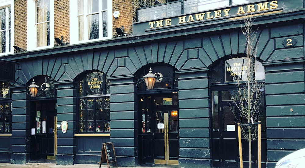 Camden's Legendary Hawley Arms Could Be Closing (Unless We Save It)