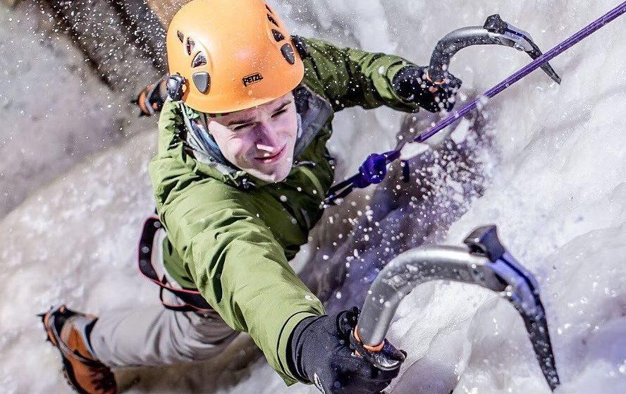 Covent Garden's Ice Climbing Wall Is London's Coolest Day Out • Vertical Chill