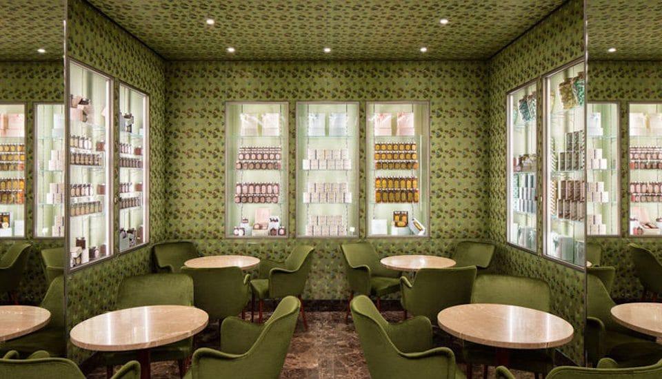 Prada's Legendary Milanese Bakery Has Opened In London