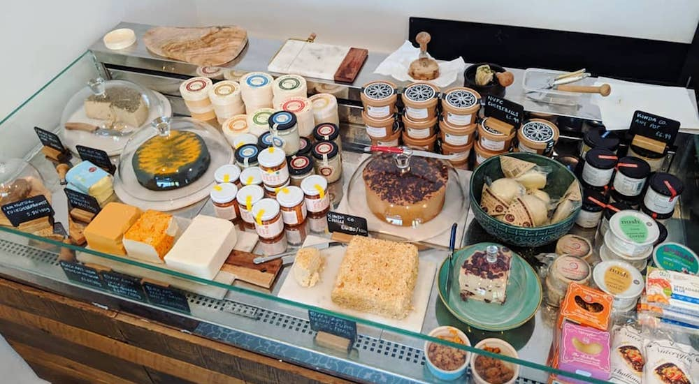"""Inside The UK's First Vegan """"Cheesemonger"""" • La Fauxmagerie"""