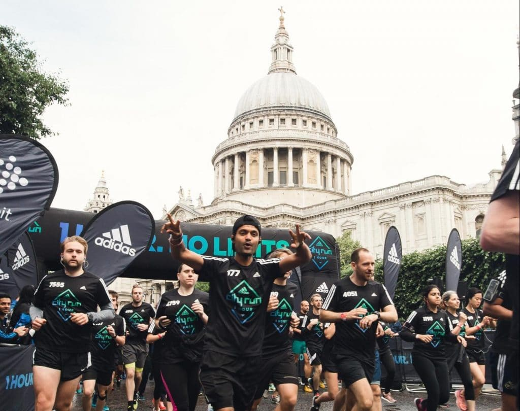 See The Sights Of London At This Innovative Running Event