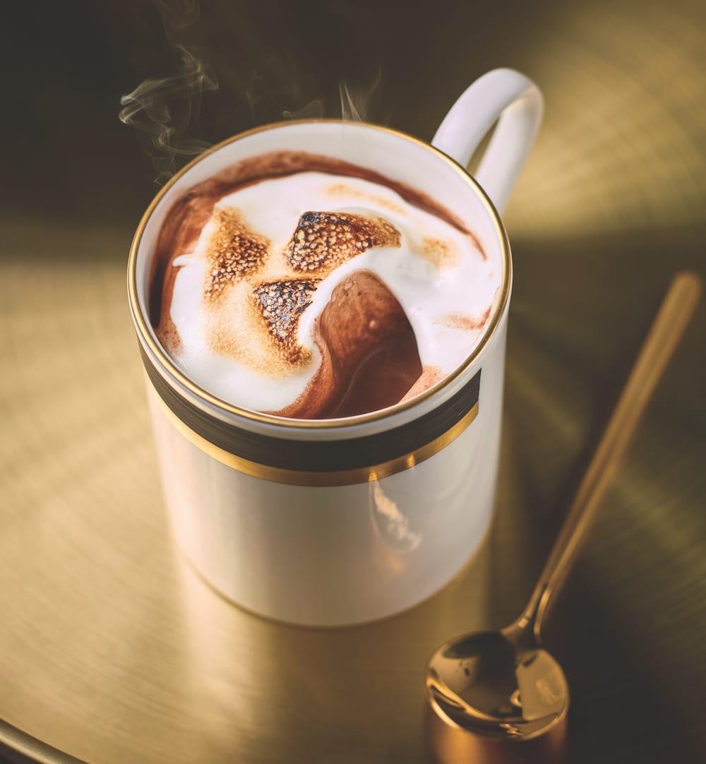 Secret Hot Chocolate Bar