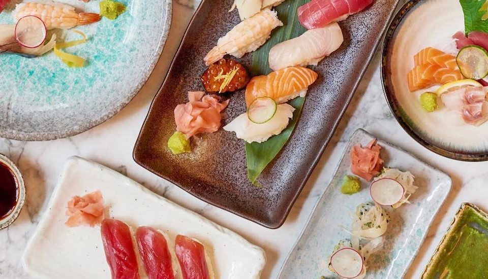 This Gorgeous Restaurant Is Launching An All-You-Can-Eat Sushi Brunch