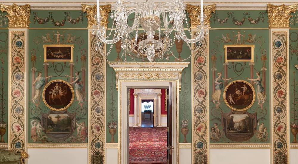 Inside The Breathtaking 18th Century Palace In The Heart Of London •Spencer House