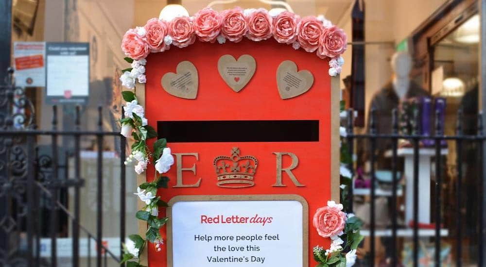 These Pop-Up Post Boxes Allow You To Send Love Letters To The Lonely