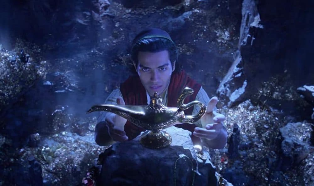 The First Trailer For Disney's Live Action 'Aladdin' Film Is Here