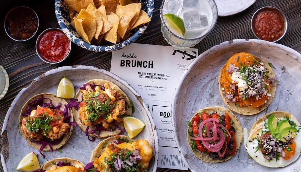 This London Restaurant Is Serving Bottomless Tacos And Margaritas