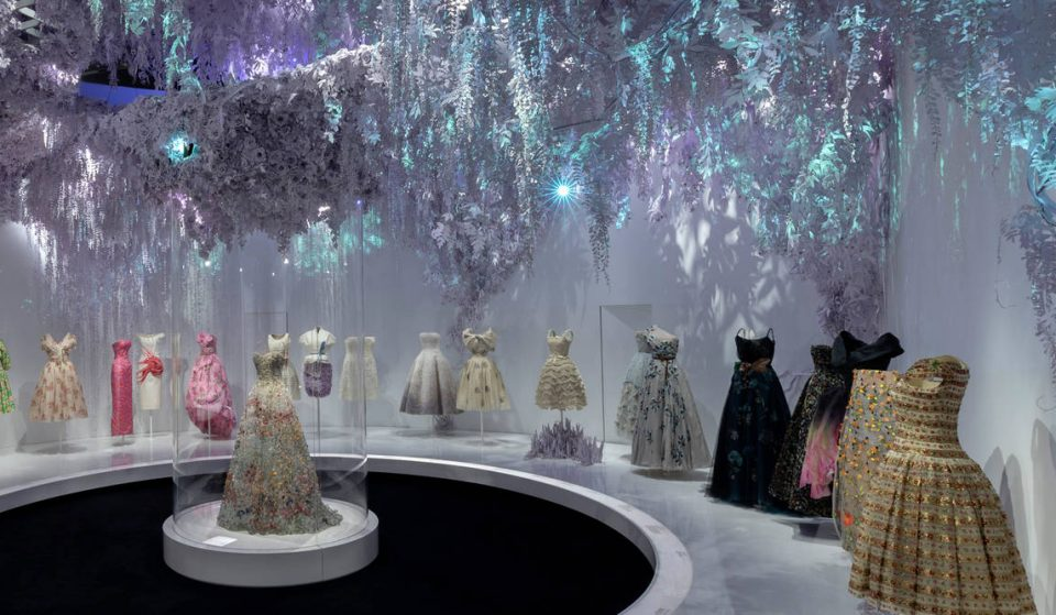 Here's A Sneaky Peek Inside The V&A's Gorgeous Dior Exhibition