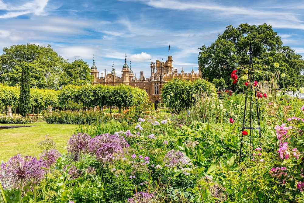 The Crown Location Tour – Knebworth House