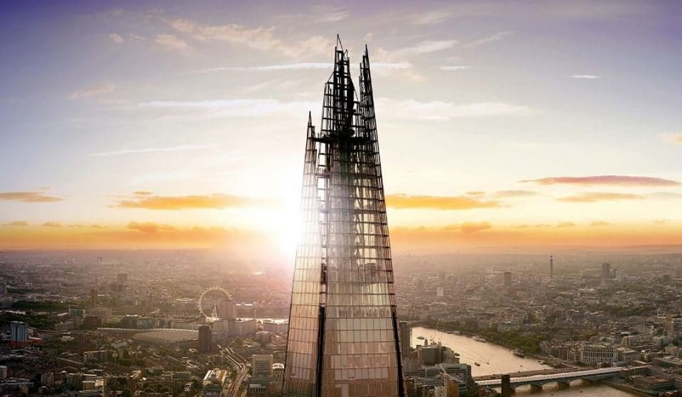 The Secret London Guide To The View From The Shard
