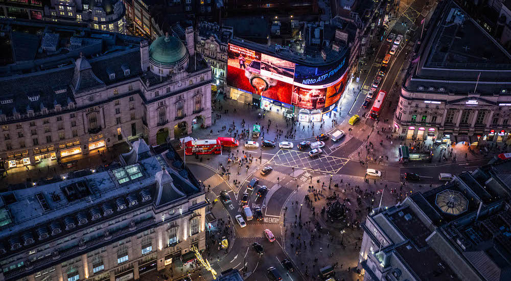 This Beautiful Video Of London From Above Is Totally Mesmerising