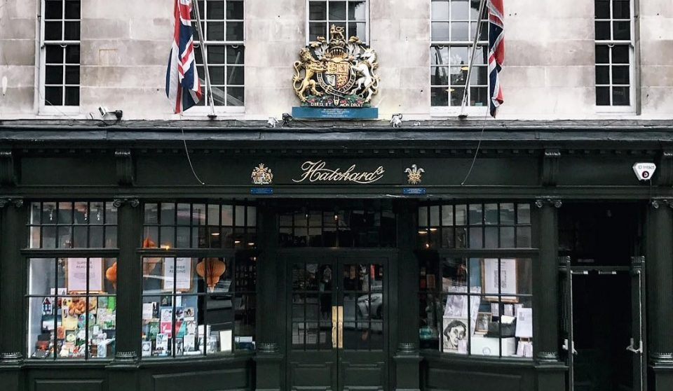 The Historic London Bookshop With The Royal Seal Of Approval • Hatchards