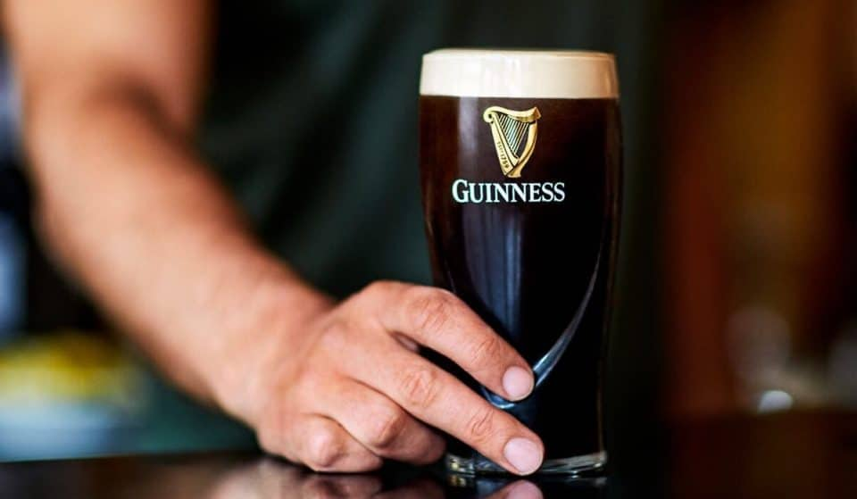Flat Iron Square Is Playing Host To The Guinness Six Nations' Fan Zone This Month