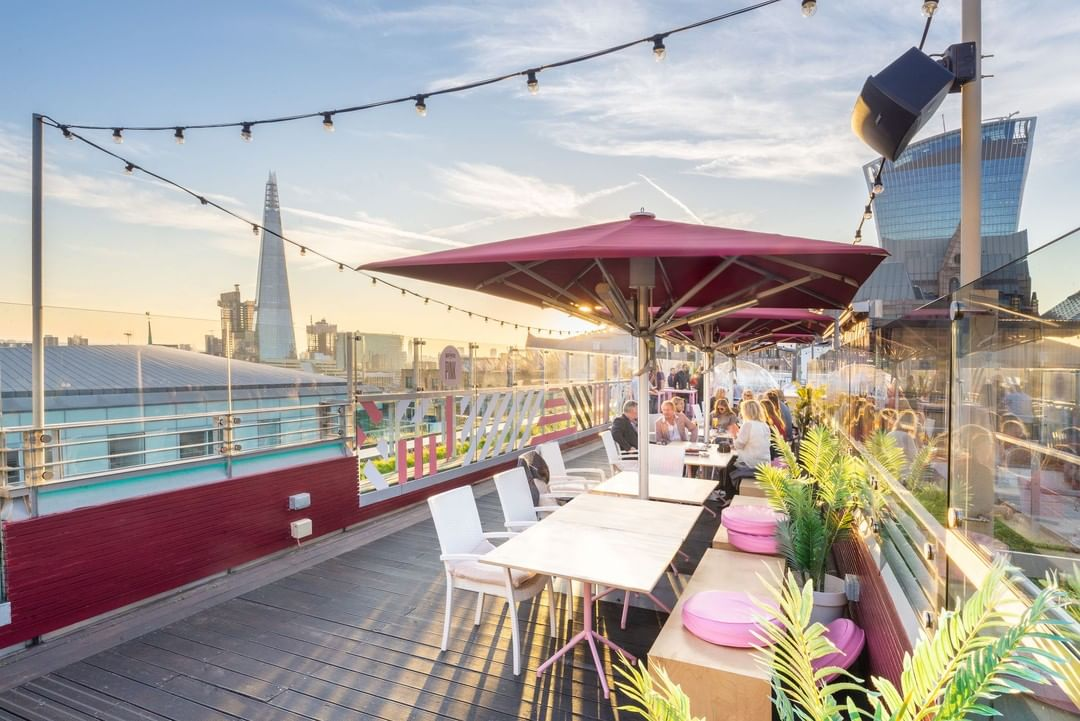 This Rooftop Brunch Is The Pawfect Activity For You And Your Pooch Secret London