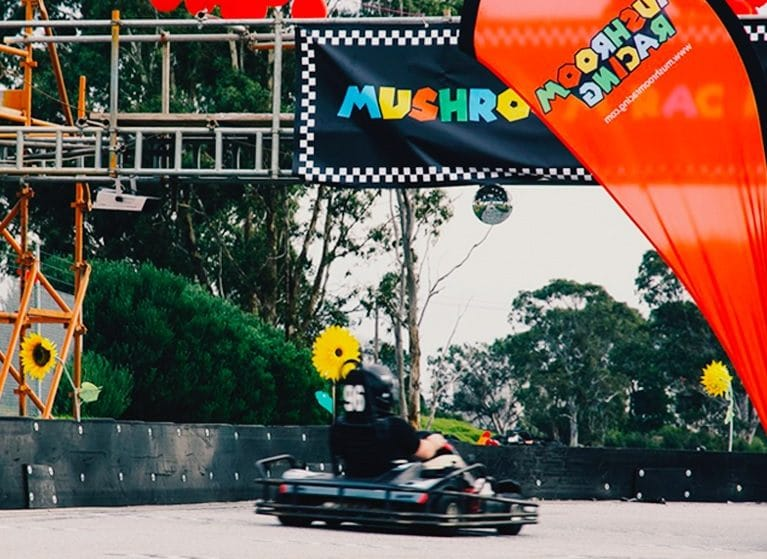 Start Your Engines For London's Real-Life Mario Kart Experience