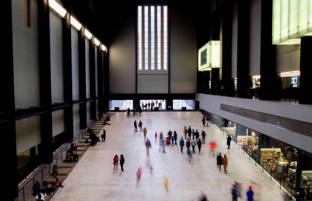 University guide London: art
