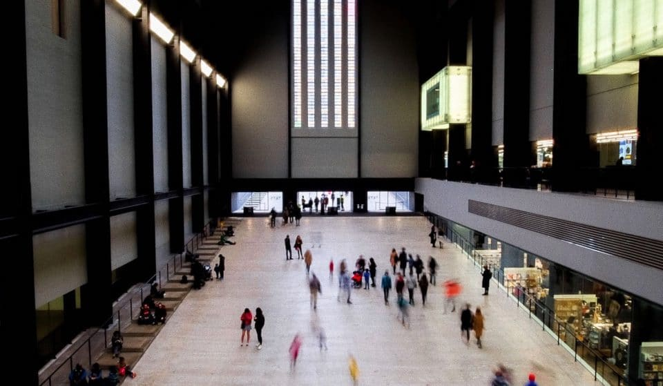 Tate Modern Has Overtaken The British Museum As The UK's Top Visitor Attraction