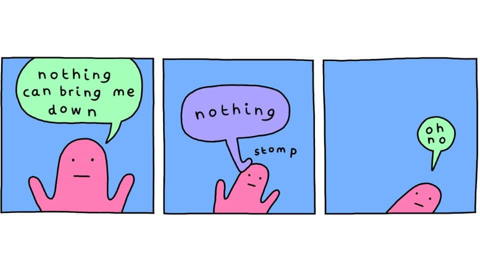 These Brilliantly Relatable Webcomics Will Make You Cry With Laughter