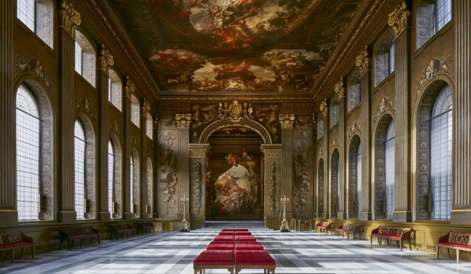This Spectacular Palace Of Art Is An Absolute Must-Visit • The Painted Hall
