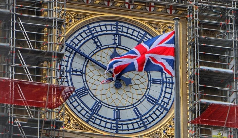 Big Ben Has Had A Lovely Facelift, And Here's Your First Look