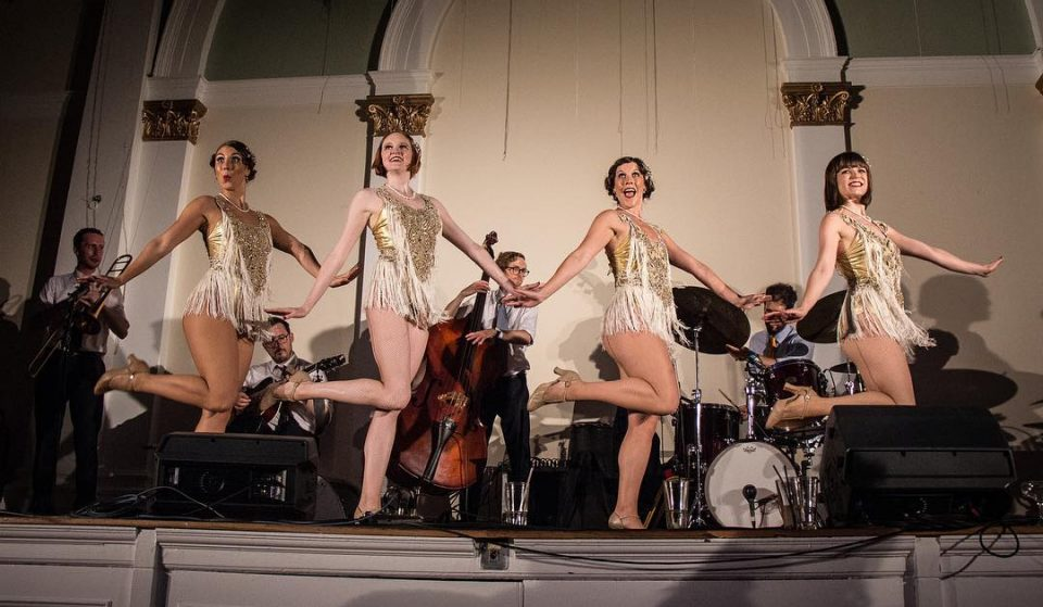 This Candlelit, 1920s Themed Speakeasy Is London's Best-Kept Secret
