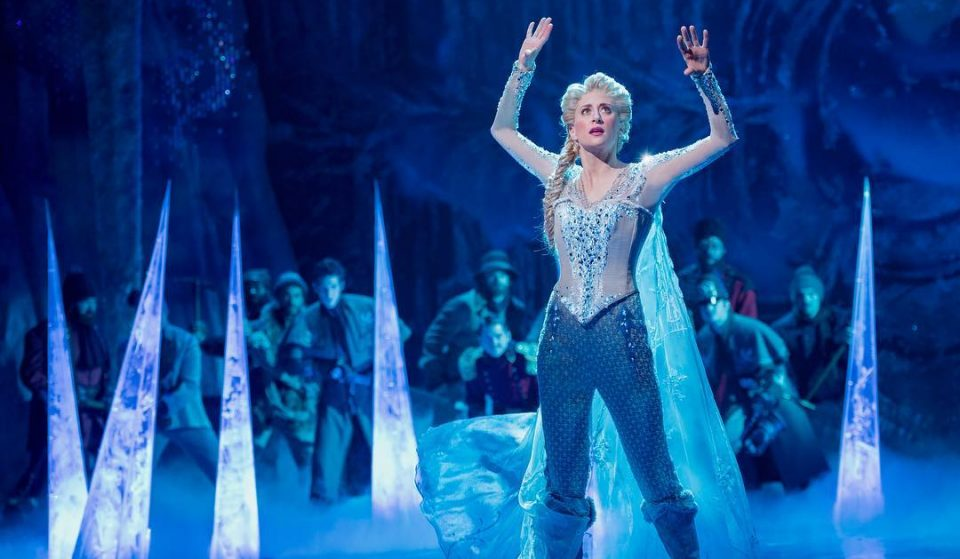 A Musical Version Of Frozen Is Coming To The West End Next Year