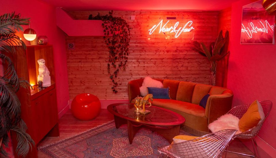 A Hot Pink Bar Serving Cocktails And Tacos Has Opened In Camden •Near & Far