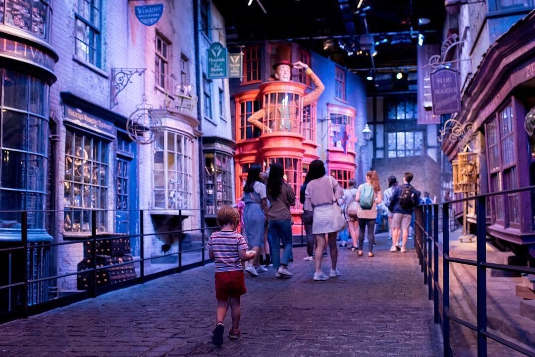 Traveling Warner Bros Harry Potter One Size