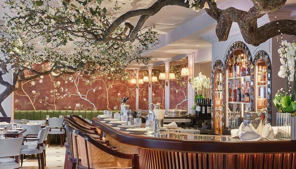 This Beautiful Marylebone Restaurant Has A Bonus Basement Bakery • A.O.K